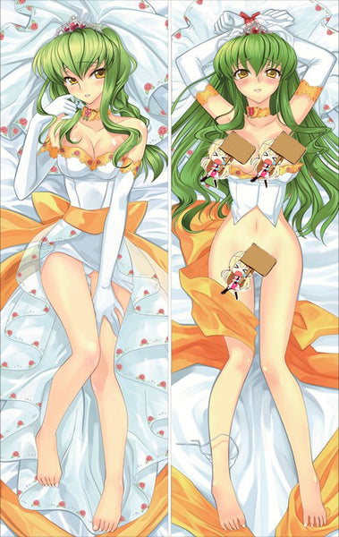 New CODE GEASS Lelouch of the Rebellion Anime Dakimakura Japanese Pillow Cover ADP-G100