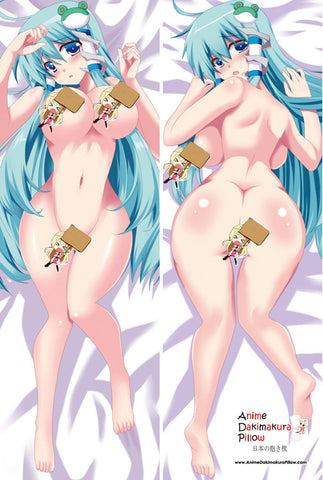 Touhou Project Anime Dakimakura Japanese Pillow Cover ADP32 - Anime Dakimakura Pillow Shop | Fast, Free Shipping, Dakimakura Pillow & Cover shop, pillow For sale, Dakimakura Japan Store, Buy Custom Hugging Pillow Cover - 1