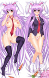 New Touhou project - Reisen Udongein Inaba Anime Dakimakura Japanese Pillow Cover ContestEightyThree 3 - Anime Dakimakura Pillow Shop | Fast, Free Shipping, Dakimakura Pillow & Cover shop, pillow For sale, Dakimakura Japan Store, Buy Custom Hugging Pillow Cover - 2