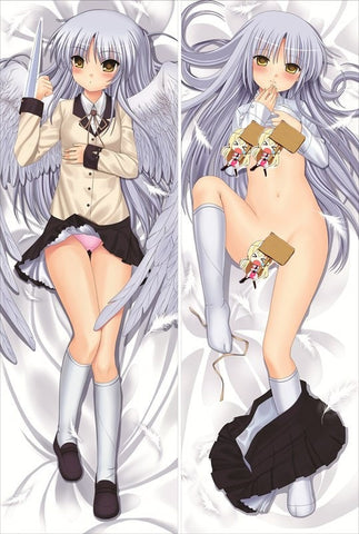 Angel Beats! Dakimakura Hugging Body Pillow Case AB14 - Anime Dakimakura Pillow Shop Dakimakura Pillow Cover shop Buy Custom Hugging Pillow Cover