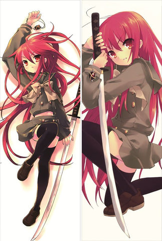 New Shakugan no Shana Anime Dakimakura Japanese Pillow Cover SNS2 - Anime Dakimakura Pillow Shop | Fast, Free Shipping, Dakimakura Pillow & Cover shop, pillow For sale, Dakimakura Japan Store, Buy Custom Hugging Pillow Cover - 1