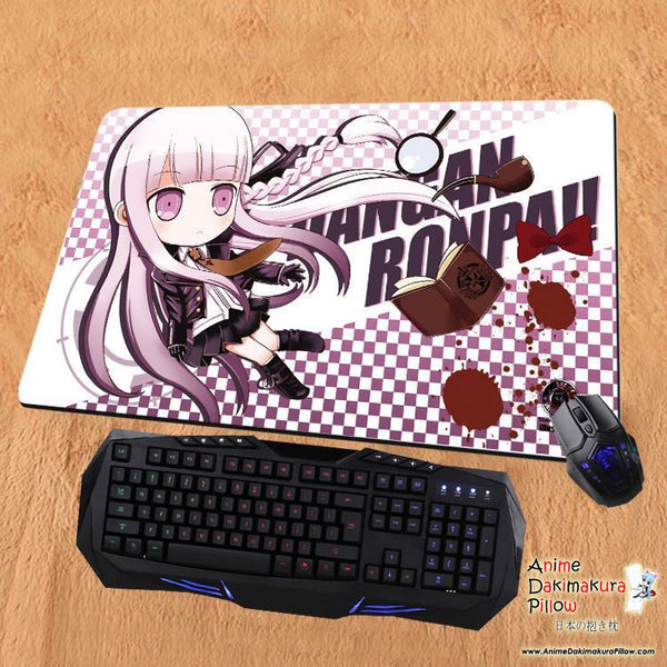 New Dangan Ronpa Anime Gaming Playmat Multipurpose Mousepad PM63