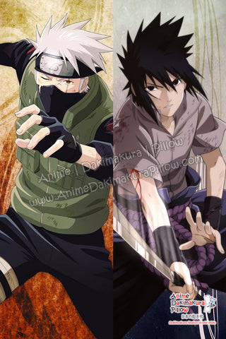 New Naruto Male Anime Dakimakura Japanese Hugging Body Pillow Cover ADP64011 - Anime Dakimakura Pillow Shop | Fast, Free Shipping, Dakimakura Pillow & Cover shop, pillow For sale, Dakimakura Japan Store, Buy Custom Hugging Pillow Cover - 1