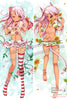 New Kuro Chloe von Einzbern - Fate-kaleid liner Prisma Illya Anime Dakimakura Japanese Hugging Body Pillow Cover ADP-64083 - Anime Dakimakura Pillow Shop | Fast, Free Shipping, Dakimakura Pillow & Cover shop, pillow For sale, Dakimakura Japan Store, Buy Custom Hugging Pillow Cover - 1