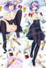 New Hotaru Shidare - Dagashi Kashi Anime Dakimakura Japanese Hugging Body Pillow Cover ADP-64092 - Anime Dakimakura Pillow Shop | Fast, Free Shipping, Dakimakura Pillow & Cover shop, pillow For sale, Dakimakura Japan Store, Buy Custom Hugging Pillow Cover - 2