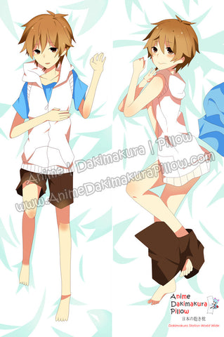 New Hibiya Amamiya - Kagerou Project Anime Dakimakura Japanese Hugging Body Pillow Cover ADP-64131 - Anime Dakimakura Pillow Shop | Fast, Free Shipping, Dakimakura Pillow & Cover shop, pillow For sale, Dakimakura Japan Store, Buy Custom Hugging Pillow Cover - 1