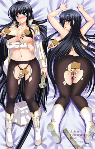 New Ikaruga - Senran Kagura Anime Dakimakura Japanese Pillow Cover MGF-9162 ContestEightyThree ADP-1021 - Anime Dakimakura Pillow Shop | Fast, Free Shipping, Dakimakura Pillow & Cover shop, pillow For sale, Dakimakura Japan Store, Buy Custom Hugging Pillow Cover - 1