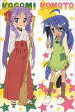 New Lucky Star Anime Dakimakura Japanese Pillow Cover LS18 - Anime Dakimakura Pillow Shop | Fast, Free Shipping, Dakimakura Pillow & Cover shop, pillow For sale, Dakimakura Japan Store, Buy Custom Hugging Pillow Cover - 1