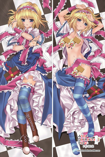 New Touhou Project Anime Dakimakura Japanese Pillow Cover TP52 - Anime Dakimakura Pillow Shop | Fast, Free Shipping, Dakimakura Pillow & Cover shop, pillow For sale, Dakimakura Japan Store, Buy Custom Hugging Pillow Cover - 1