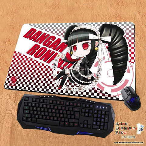 New Dangan Ronpa Anime Gaming Playmat Multipurpose Mousepad PM64 - Anime Dakimakura Pillow Shop | Fast, Free Shipping, Dakimakura Pillow & Cover shop, pillow For sale, Dakimakura Japan Store, Buy Custom Hugging Pillow Cover - 1