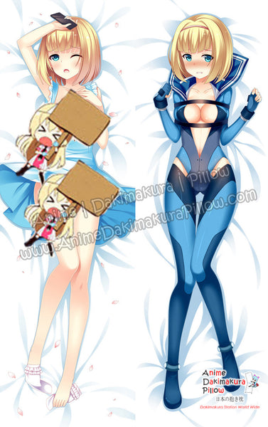 New Milinda Brantini - Heavy Object Anime Dakimakura Japanese Hugging Body Pillow Cover ADP-65084 - Anime Dakimakura Pillow Shop | Fast, Free Shipping, Dakimakura Pillow & Cover shop, pillow For sale, Dakimakura Japan Store, Buy Custom Hugging Pillow Cover