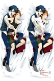 New Saruhiko Fushimi  and Misaki Yata - K Project Male Anime Dakimakura Japanese Hugging Body Pillow Cover ADP-65088 - Anime Dakimakura Pillow Shop | Fast, Free Shipping, Dakimakura Pillow & Cover shop, pillow For sale, Dakimakura Japan Store, Buy Custom Hugging Pillow Cover - 1