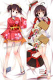 New Mumei - Kabaneri of the Iron Fortress Anime Dakimakura Japanese Hugging Body Pillow Cover ADP-65097 - Anime Dakimakura Pillow Shop | Fast, Free Shipping, Dakimakura Pillow & Cover shop, pillow For sale, Dakimakura Japan Store, Buy Custom Hugging Pillow Cover - 1