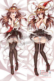 New Kongou - Kantai Collection Anime Dakimakura Japanese Hugging Body Pillow Cover ADP-65099 - Anime Dakimakura Pillow Shop | Fast, Free Shipping, Dakimakura Pillow & Cover shop, pillow For sale, Dakimakura Japan Store, Buy Custom Hugging Pillow Cover - 1