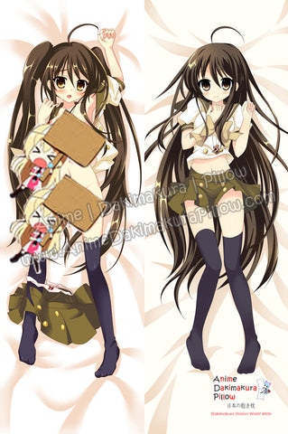 New Shana - Shakugan no Shana Anime Dakimakura Japanese Hugging Body Pillow Cover ADP-65114 - Anime Dakimakura Pillow Shop | Fast, Free Shipping, Dakimakura Pillow & Cover shop, pillow For sale, Dakimakura Japan Store, Buy Custom Hugging Pillow Cover - 1