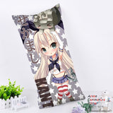 New Shimakaze Kai - Kantai Collection Anime Dakimakura Rectangle Pillow Cover RPC65 - Anime Dakimakura Pillow Shop | Fast, Free Shipping, Dakimakura Pillow & Cover shop, pillow For sale, Dakimakura Japan Store, Buy Custom Hugging Pillow Cover - 1