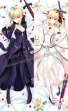 New Saber - Fate Stay Night Anime Dakimakura Japanese Hugging Body Pillow Cover ADP-66025 - Anime Dakimakura Pillow Shop | Fast, Free Shipping, Dakimakura Pillow & Cover shop, pillow For sale, Dakimakura Japan Store, Buy Custom Hugging Pillow Cover - 1