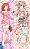 New Kotori Minami and Maki Nishikino - Love Live Anime Dakimakura Japanese Hugging Body Pillow Cover ADP-66027 ADP-66026 - Anime Dakimakura Pillow Shop | Fast, Free Shipping, Dakimakura Pillow & Cover shop, pillow For sale, Dakimakura Japan Store, Buy Custom Hugging Pillow Cover - 1