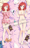 New Maki Nishikino - Love Live Anime Dakimakura Japanese Hugging Body Pillow Cover ADP-66027 - Anime Dakimakura Pillow Shop | Fast, Free Shipping, Dakimakura Pillow & Cover shop, pillow For sale, Dakimakura Japan Store, Buy Custom Hugging Pillow Cover - 2