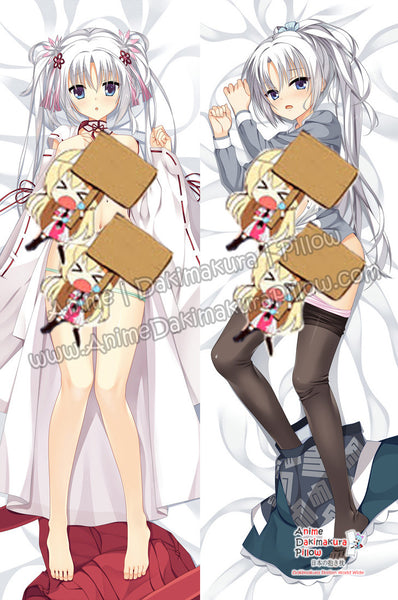 New Tomotake Yoshino - Senren Banka Anime Dakimakura Japanese Hugging Body Pillow Cover ADP-66035 - Anime Dakimakura Pillow Shop | Fast, Free Shipping, Dakimakura Pillow & Cover shop, pillow For sale, Dakimakura Japan Store, Buy Custom Hugging Pillow Cover - 1