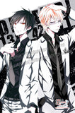 New Izaya Orihara and Shizuo Heiwajima - Durarara Male Anime Dakimakura Japanese Hugging Body Pillow Cover ADP-66039 - Anime Dakimakura Pillow Shop | Fast, Free Shipping, Dakimakura Pillow & Cover shop, pillow For sale, Dakimakura Japan Store, Buy Custom Hugging Pillow Cover - 1