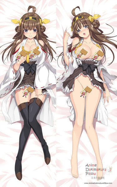 New Kantai Collection Anime Dakimakura Japanese Pillow Cover ContestEightyFour ADP-1011