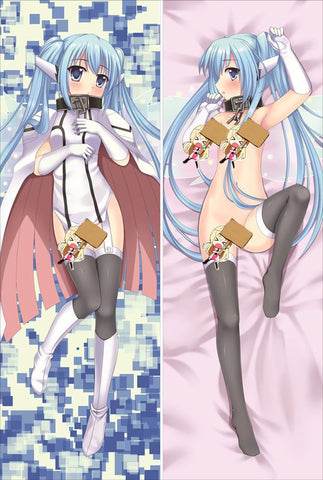 New Heaven Lost Property Anime Dakimakura Japanese Pillow Cover HLP17 - Anime Dakimakura Pillow Shop | Fast, Free Shipping, Dakimakura Pillow & Cover shop, pillow For sale, Dakimakura Japan Store, Buy Custom Hugging Pillow Cover - 1