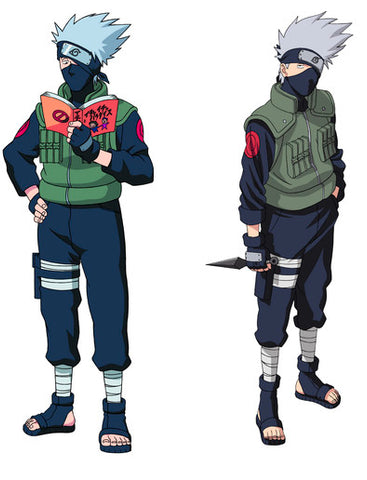 New Naruto Anime Dakimakura Japanese Pillow Cover Kakashi Hatake Male - Anime Dakimakura Pillow Shop | Fast, Free Shipping, Dakimakura Pillow & Cover shop, pillow For sale, Dakimakura Japan Store, Buy Custom Hugging Pillow Cover - 1