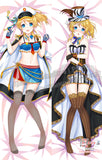 New Ayase Eli - Love Live Anime Dakimakura Japanese Hugging Body Pillow Cover ADP-67002 - Anime Dakimakura Pillow Shop | Fast, Free Shipping, Dakimakura Pillow & Cover shop, pillow For sale, Dakimakura Japan Store, Buy Custom Hugging Pillow Cover - 1