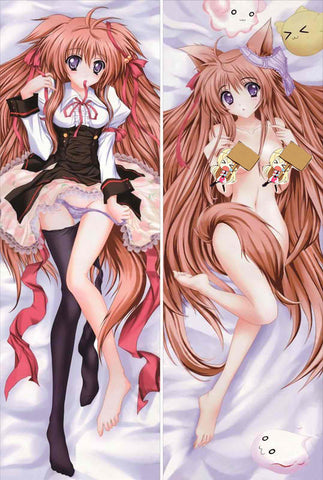 New TAYUTAMA -Kiss on my Deity Anime Dakimakura Japanese Pillow Cover TKD2 - Anime Dakimakura Pillow Shop | Fast, Free Shipping, Dakimakura Pillow & Cover shop, pillow For sale, Dakimakura Japan Store, Buy Custom Hugging Pillow Cover - 1