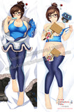 New Mei - Overwatch Anime Dakimakura Japanese Hugging Body Pillow Cover ADP-67028 - Anime Dakimakura Pillow Shop | Fast, Free Shipping, Dakimakura Pillow & Cover shop, pillow For sale, Dakimakura Japan Store, Buy Custom Hugging Pillow Cover - 1