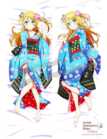 New Kousaka Kirino - Oreimo Anime Dakimakura Japanese Hugging Body Pillow Cover ADP-67078 - Anime Dakimakura Pillow Shop | Fast, Free Shipping, Dakimakura Pillow & Cover shop, pillow For sale, Dakimakura Japan Store, Buy Custom Hugging Pillow Cover - 1