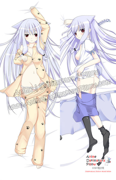 New Nozomi Kiriya - Mayoi Neko Overrun! Anime Dakimakura Japanese Hugging Body Pillow Cover ADP-68007 - Anime Dakimakura Pillow Shop | Fast, Free Shipping, Dakimakura Pillow & Cover shop, pillow For sale, Dakimakura Japan Store, Buy Custom Hugging Pillow Cover - 1
