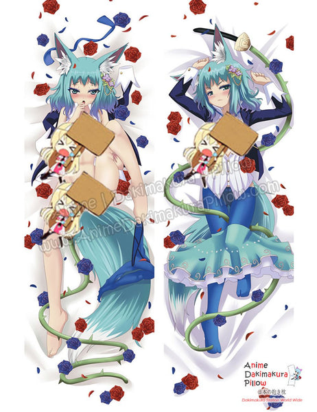New Merc Storia Anime Dakimakura Japanese Hugging Body Pillow Cover ADP-68051