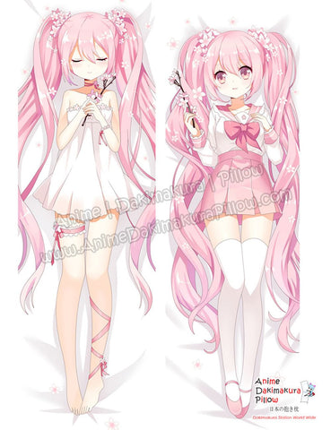 New Hatsune Miku - Vocaloid Anime Dakimakura Japanese Hugging Body Pillow Cover ADP-68072 - Anime Dakimakura Pillow Shop | Fast, Free Shipping, Dakimakura Pillow & Cover shop, pillow For sale, Dakimakura Japan Store, Buy Custom Hugging Pillow Cover - 1