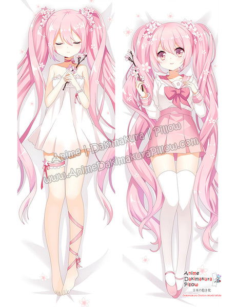 New Hatsune Miku - Vocaloid Anime Dakimakura Japanese Hugging Body Pillow Cover ADP-68089 - Anime Dakimakura Pillow Shop | Fast, Free Shipping, Dakimakura Pillow & Cover shop, pillow For sale, Dakimakura Japan Store, Buy Custom Hugging Pillow Cover - 1