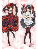 New Kurumi Tokisaki - Date A Live Anime Dakimakura Japanese Hugging Body Pillow Cover ADP-68091 - Anime Dakimakura Pillow Shop | Fast, Free Shipping, Dakimakura Pillow & Cover shop, pillow For sale, Dakimakura Japan Store, Buy Custom Hugging Pillow Cover - 1