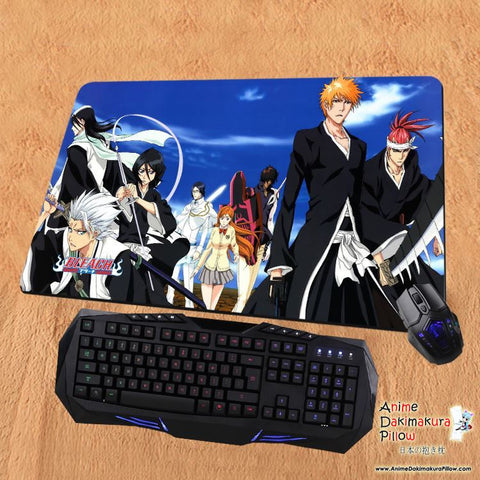 New Bleach Anime Gaming Playmat Multipurpose Mousepad PM68 - Anime Dakimakura Pillow Shop | Fast, Free Shipping, Dakimakura Pillow & Cover shop, pillow For sale, Dakimakura Japan Store, Buy Custom Hugging Pillow Cover - 1