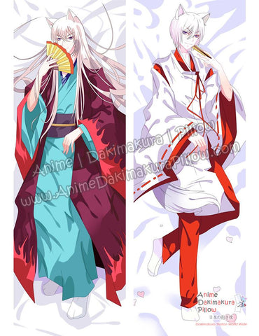 New Tomoe - Kamisama Kiss Male Anime Dakimakura Japanese Hugging Body Pillow Cover ADP-69019 - Anime Dakimakura Pillow Shop | Fast, Free Shipping, Dakimakura Pillow & Cover shop, pillow For sale, Dakimakura Japan Store, Buy Custom Hugging Pillow Cover - 1