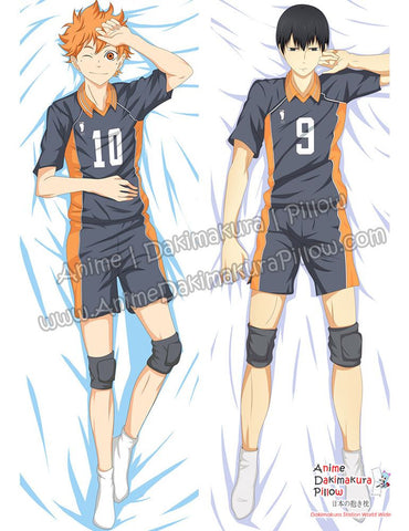 New Haikyuu Male Anime Dakimakura Japanese Hugging Body Pillow Cover ADP-69036