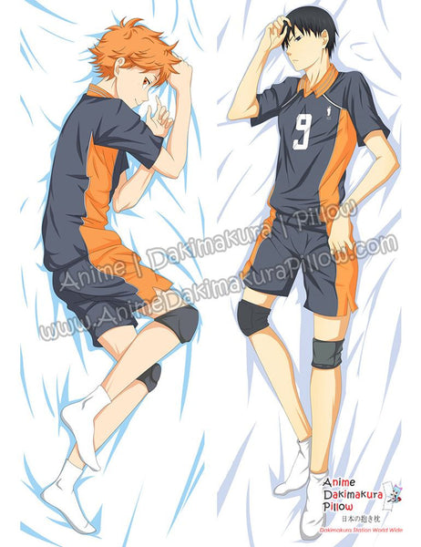 New Haikyuu Male Anime Dakimakura Japanese Hugging Body Pillow Cover ADP-69041