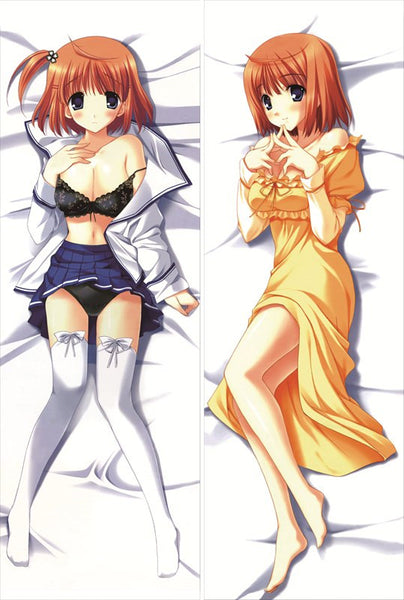 New Da Capo Anime Dakimakura Japanese Pillow Cover DC18 - Anime Dakimakura Pillow Shop | Fast, Free Shipping, Dakimakura Pillow & Cover shop, pillow For sale, Dakimakura Japan Store, Buy Custom Hugging Pillow Cover - 1