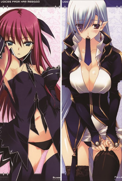 New  Kimi Ga Yobu Megiddo No Oka De Anime Japanese Pillow Cover 8 - Anime Dakimakura Pillow Shop | Fast, Free Shipping, Dakimakura Pillow & Cover shop, pillow For sale, Dakimakura Japan Store, Buy Custom Hugging Pillow Cover - 1