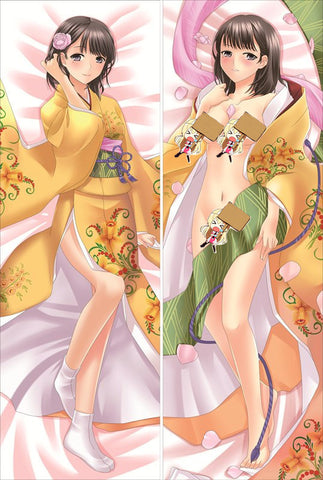 New Love Plus Anime Dakimakura Japanese Pillow Cover LP5 - Anime Dakimakura Pillow Shop | Fast, Free Shipping, Dakimakura Pillow & Cover shop, pillow For sale, Dakimakura Japan Store, Buy Custom Hugging Pillow Cover - 1