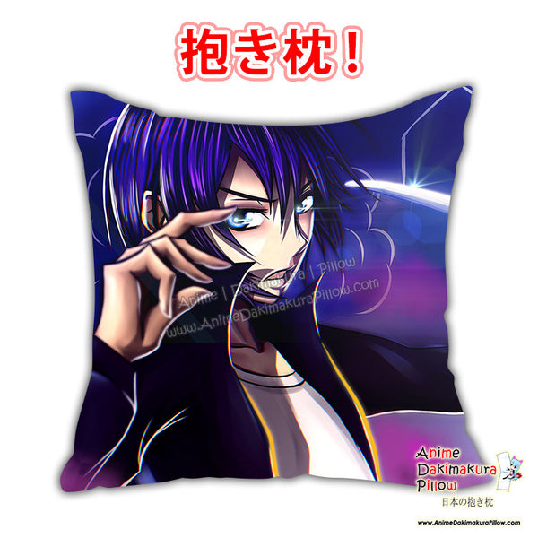 New Noragami Anime Dakimakura Japanese Square Pillow Cover Custom Designer YukiRichan ADC609 - Anime Dakimakura Pillow Shop | Fast, Free Shipping, Dakimakura Pillow & Cover shop, pillow For sale, Dakimakura Japan Store, Buy Custom Hugging Pillow Cover - 1