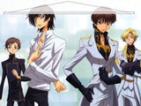 Code Geass Japanese Anime Wall Scroll Poster and Banner 6 - Anime Dakimakura Pillow Shop | Fast, Free Shipping, Dakimakura Pillow & Cover shop, pillow For sale, Dakimakura Japan Store, Buy Custom Hugging Pillow Cover - 1