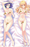 New MoriYuki & Niimi Kaoru Anime Dakimakura Japanese Pillow Cover ContestEightySix 12 - Anime Dakimakura Pillow Shop | Fast, Free Shipping, Dakimakura Pillow & Cover shop, pillow For sale, Dakimakura Japan Store, Buy Custom Hugging Pillow Cover - 1