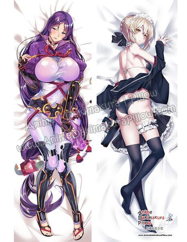 New-Minamoto-no-Yorimitsu-and-Saber-Fate-Anime-Dakimakura-Japanese-Hugging-Body-Pillow-Cover-ADP710046-ADP710045