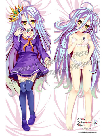 New-Shiro-No-Game-No-Life-Anime-Dakimakura-Japanese-Hugging-Body-Pillow-Cover-ADP710088