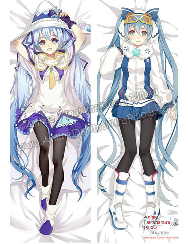 New Hatsune Miku - Vocaloid Anime Dakimakura Japanese Hugging Body Pillow Cover ADP-71014